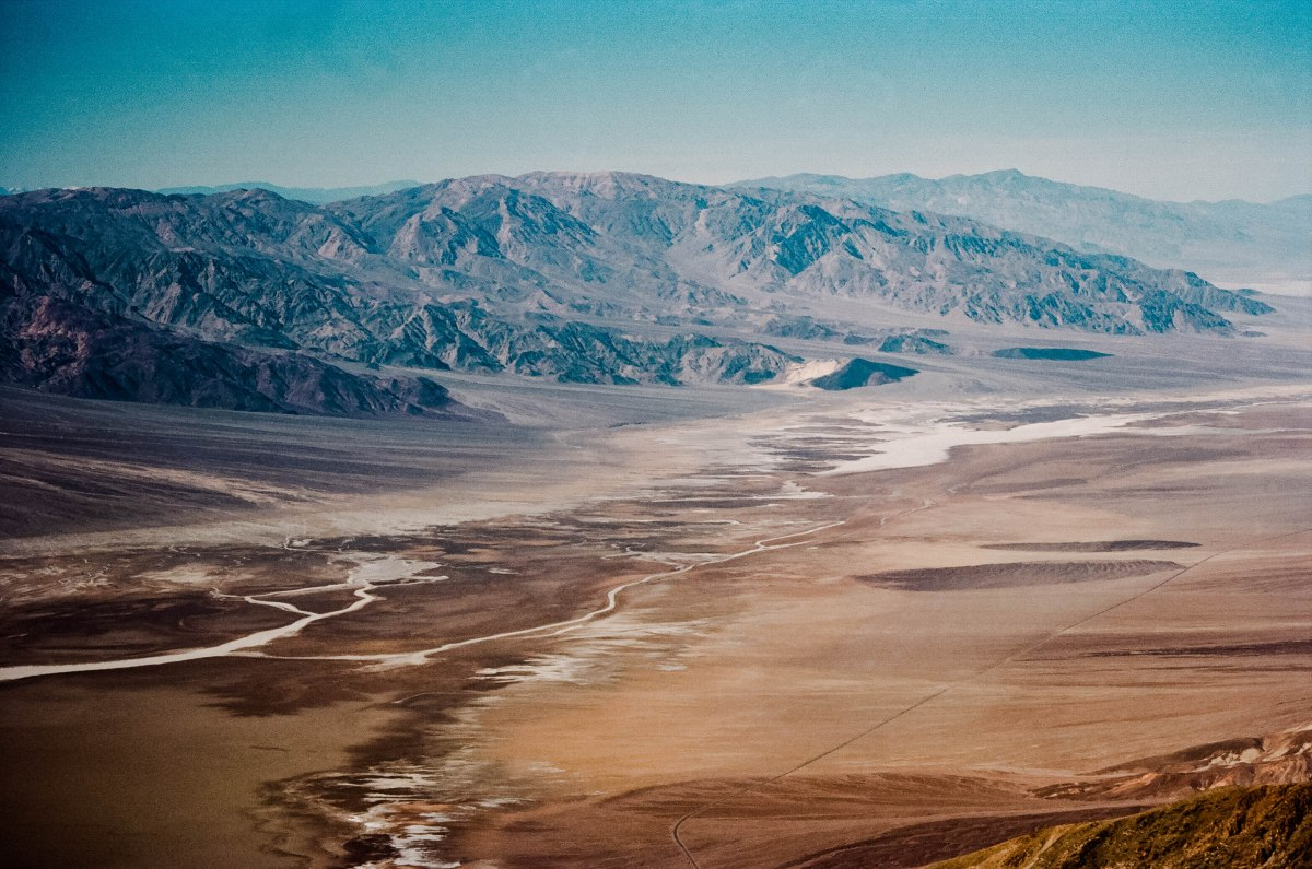 Death Valley in December